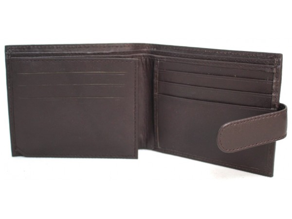 Leather Wallet. Style No: 1200.