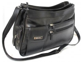 Multi-Compartment Handbag Adjustable Shoulder Strap.3265