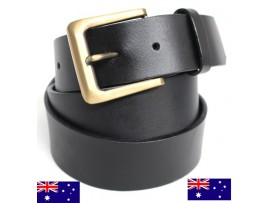 Full Grain Cow Hide Leather Belt. Width 38mm. Style 41004
