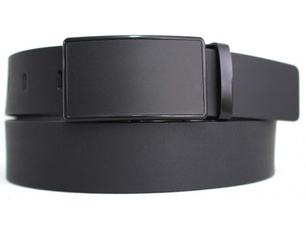 Genuine Full Grain Leather Quality Men's Belt. Style No: 41013.
