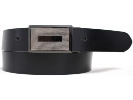 Genuine Full Grain Leather Quality Men's Belt. Style No: 41024.