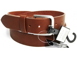 Factory Second Genuine Leather Belt. Style: 43007.