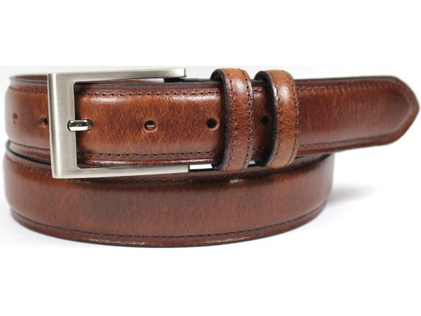 Quality Full Grain Leather Belt. Brown. Width: 35mm. Style No: 43019