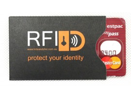 RFID Credit Card Sleeves. 10 Pack