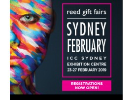 Reed Exhibition. Sydney Exhibition Centre Darling Harbour. 23-27 February 2019. Hide & Chic Stand Number: B38.