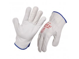 Leather Riggers Gloves. Style No: 471100.