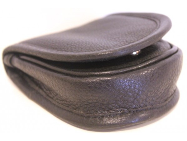 Quality Full Grain Cow Hide Leather Coin Purse. 11028
